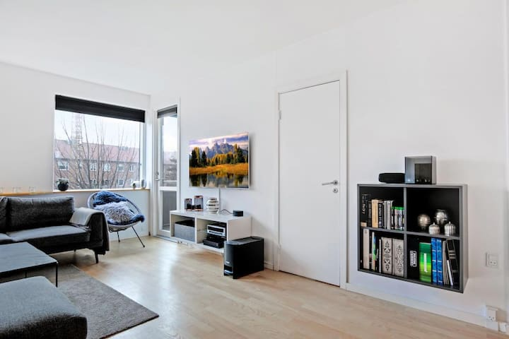 Cozy 2 room appartment for couples