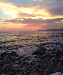 Natural paradise on the sea - Katun Reževići - Maison