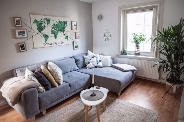Charming apartment in beautiful Eppendorf