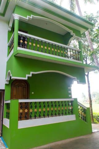 Guest house - Varca - Ev