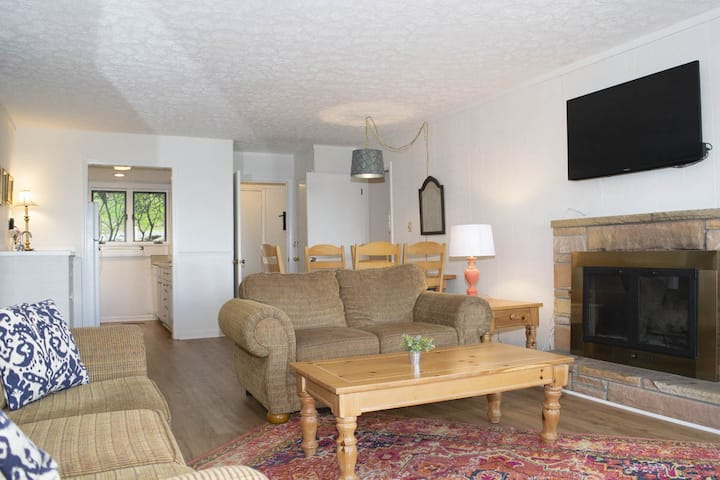 Beech Mountain Villa with Views 3/4 mile to skiing