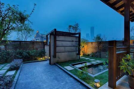 阳光庭院房(103#) - 重慶 (Chongqing) - 別荘