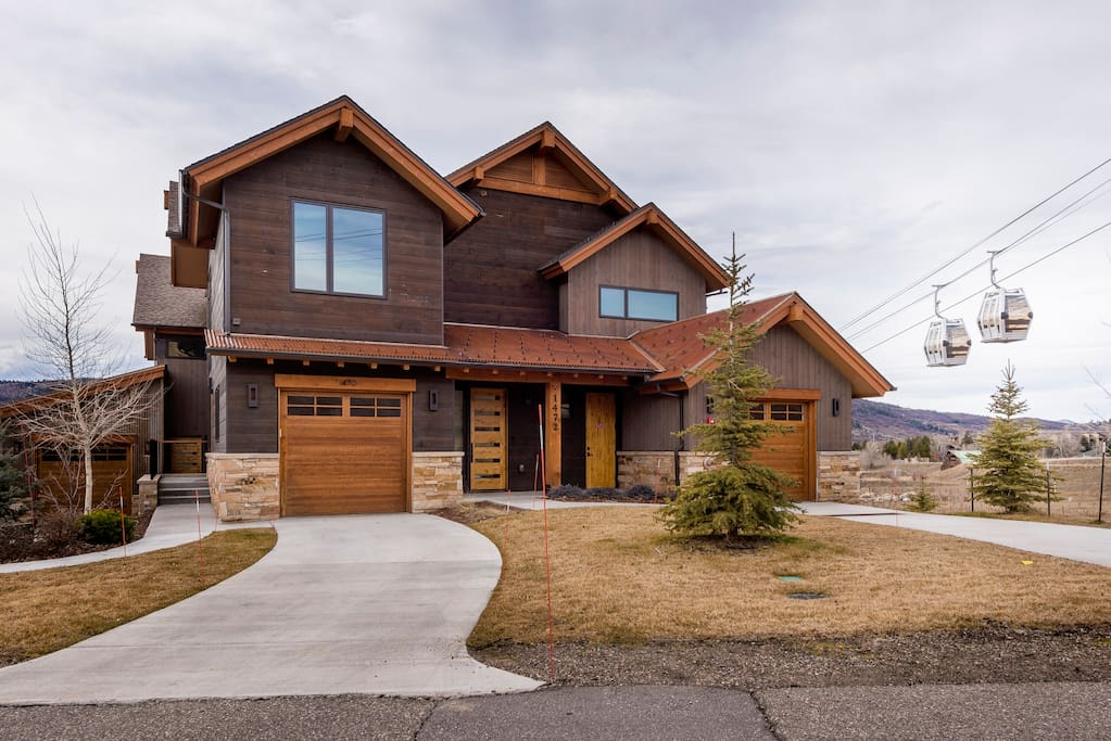 Welcome to Steamboat Springs! This stunning townhome is professionally managed by TurnKey Vacation Rentals.