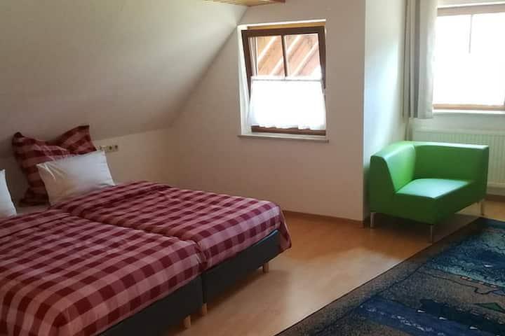Gästehaus Bruder, (Zimmern), Doppelzimmer