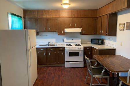Budget friendly apartment