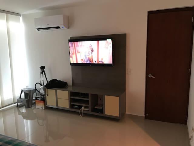 Moderno apartamento - Santa Marta