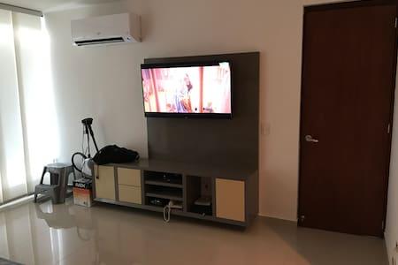 Moderno apartamento - Santa Marta - Apartemen