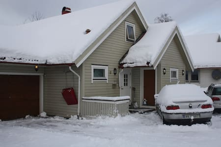 Nice house at Heimdal, parking. - House