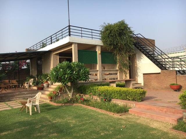 Aadi Organic Farms -  Farm Stay
