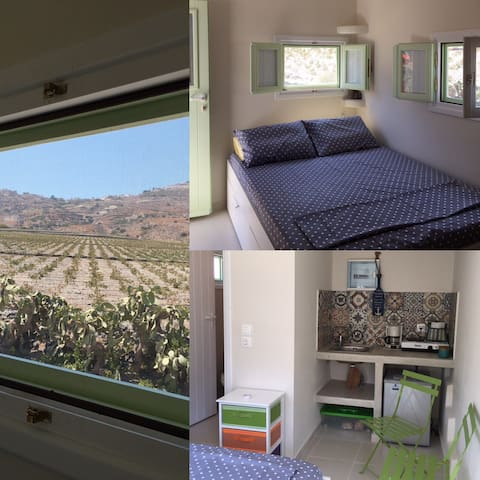 Cosy studio in Kamari Santorini for a couple - Kamari - Byt