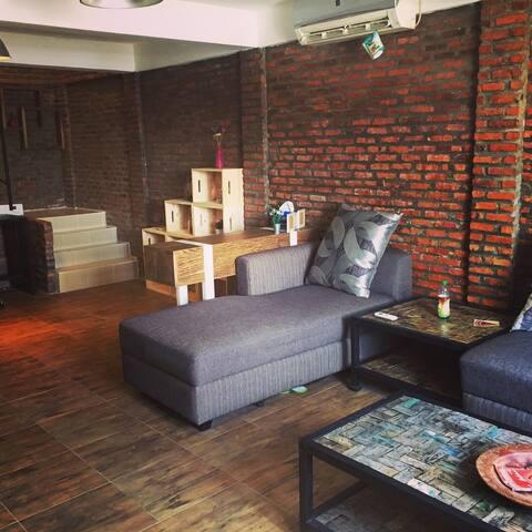 Homy minimalist warehouse stylish house Cipete