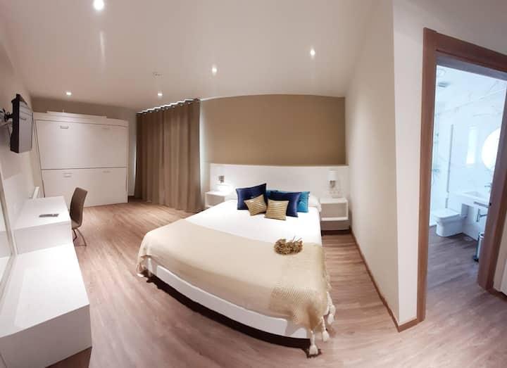 Hotel La Terraza - Habitación Cuádruple Familiar (con litera)