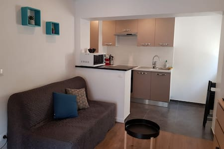 Montreuil : quiet and comfortable apartment