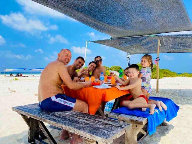 Ocean Beach Maldives