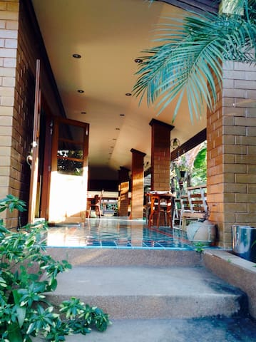 2bed room Suthep Canal Rd