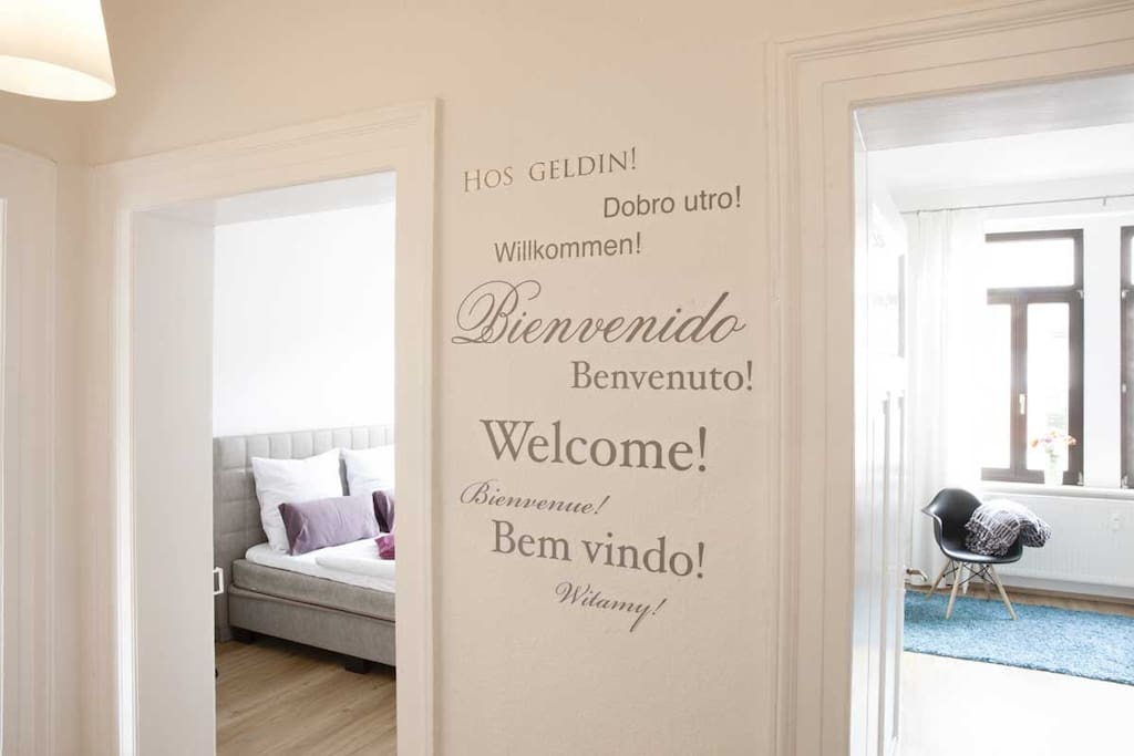 We are looking forward to welcome you in your home in Heidelberg