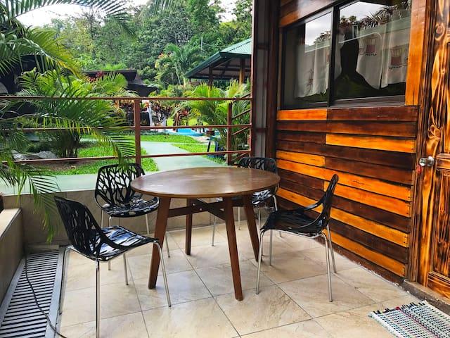 #4 Apartamento con Vista al Río. A/C Wifi