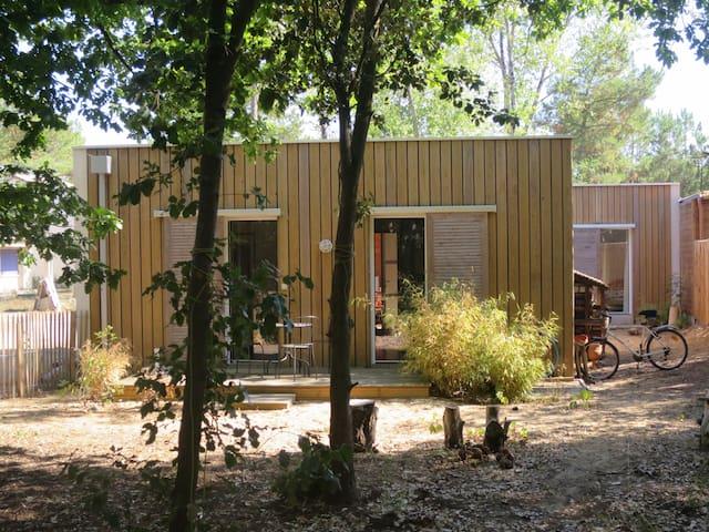 Maison en bois proche de la mer - Longeville-sur-Mer