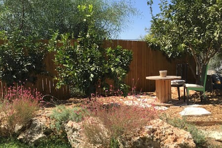 Winemaker's Villa in Nature - Givat Nili