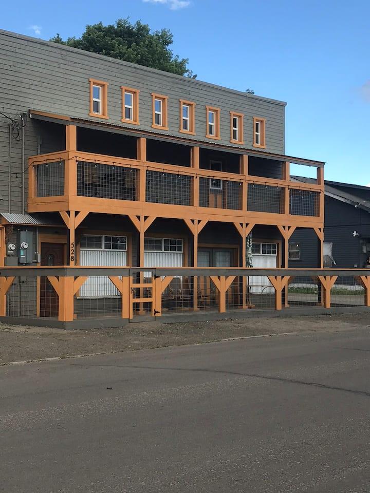 The Cowboy Warehouse Studio One