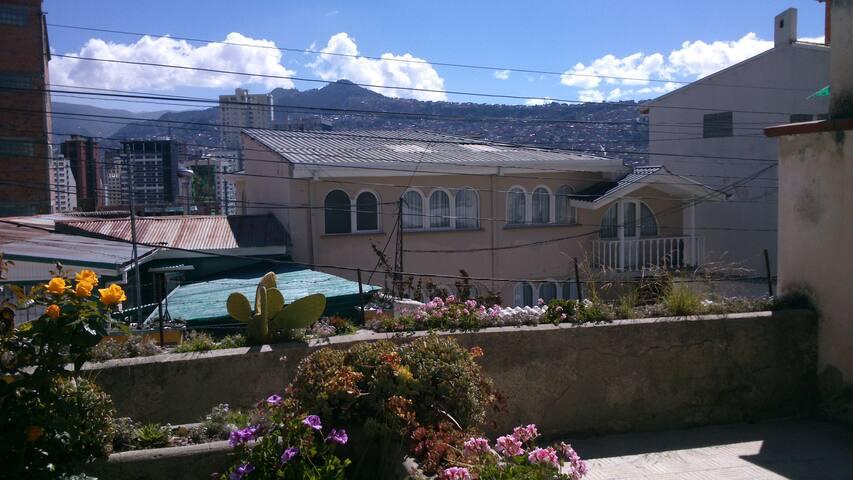 Cozy room in Sopocachi (1) - La Paz - Huis
