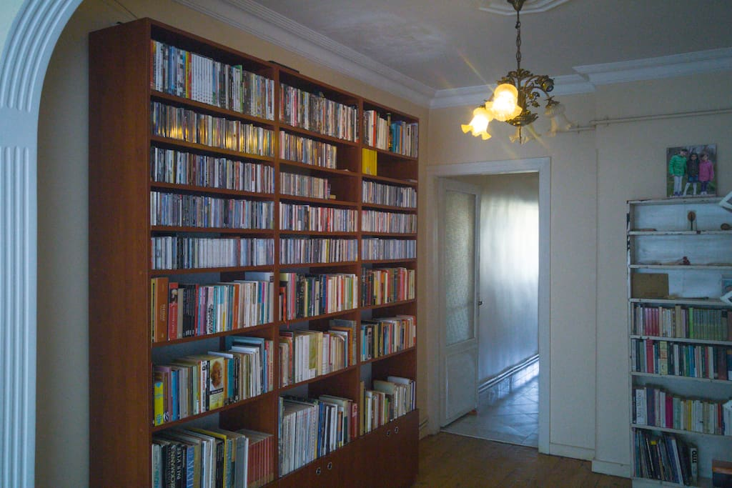 Cd-Bookshelf. Everything can be used freely.