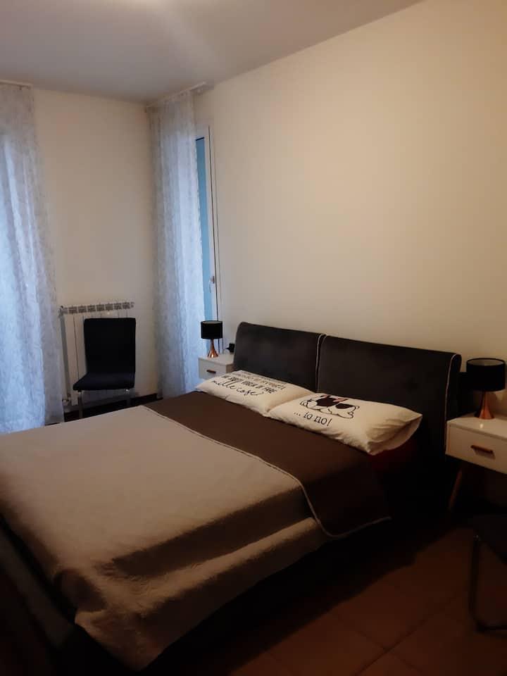Bellissimo appartamento con tutti i comfort