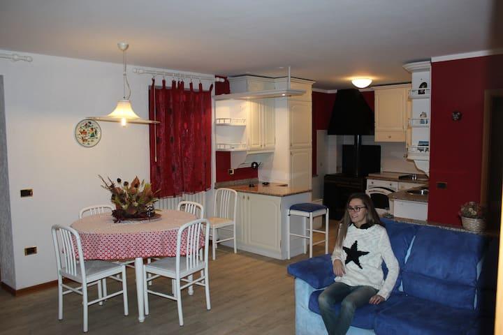 Splendido appartamento in ValdiSole - Fraviano