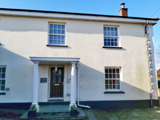 Homely bed & breakfast in Mid Devon - two bedrooms