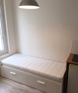 petit studio tout équipé au RDC - Louviers - Apartamento