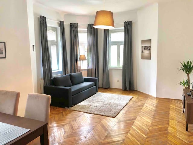 70m2 cosy romatic apartment Semmering