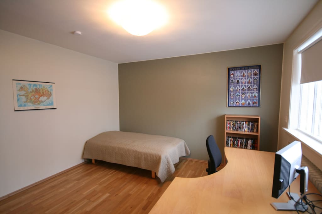 Second bedroom/office