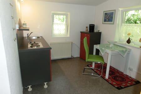 1,5 Zimmer mit Küche,und Badben. - Hatten - Rumah
