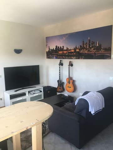 Andy's Apartment