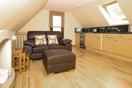 The Hayloft self catering apartment