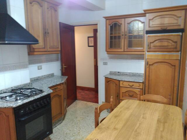 Piso estancia en las Rías Baixas - Chapela - Apartment