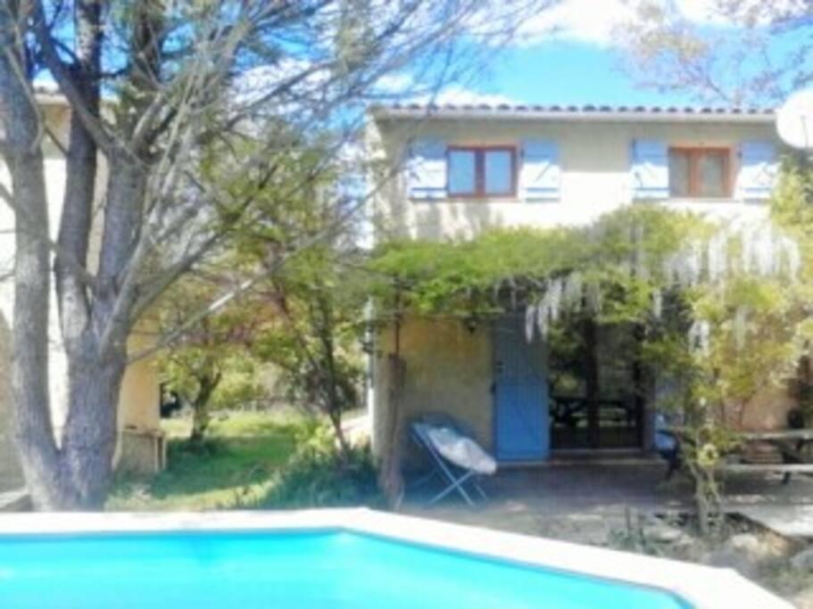 Location Villa Avec Piscine Correns
