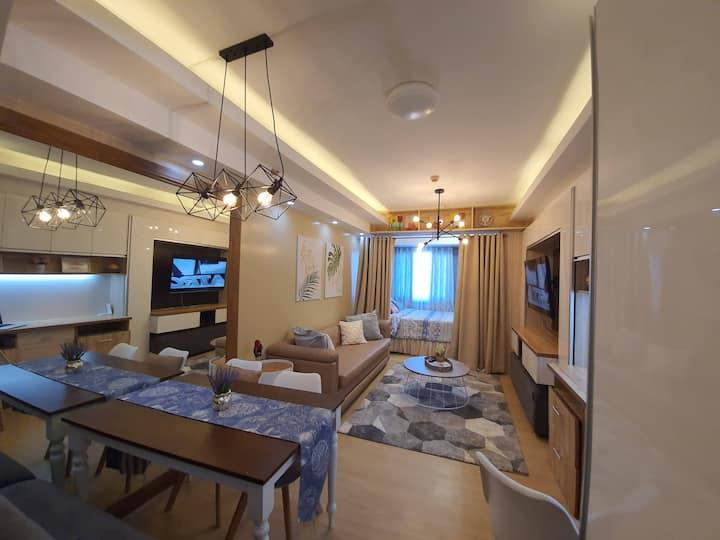 Cozy Hotel Ambience 1BR Condo Unit