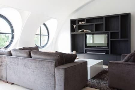 Spacious trendy apartment in city centre Breda - Breda