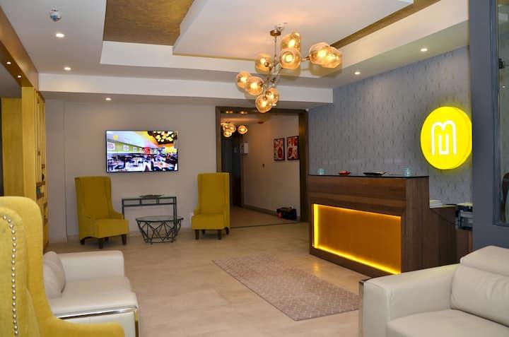 Mango Comfort Hotel Room- Davangere