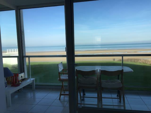 Vue mer de rêve pour 5 personnes - Varaville - Apartamento