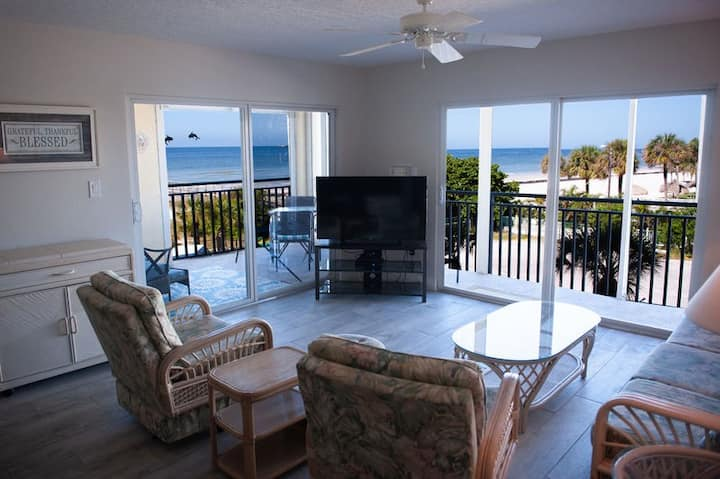 CDC APPROVED: Total Renovations as Stunning as the Sunset View! 206