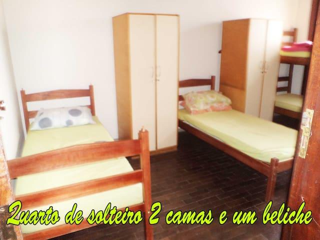 QUARTO DE SOLTEIRO - Cachoeira da Prata - Bed & Breakfast