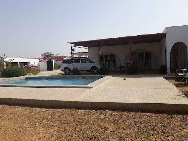 Villa au Sénégal