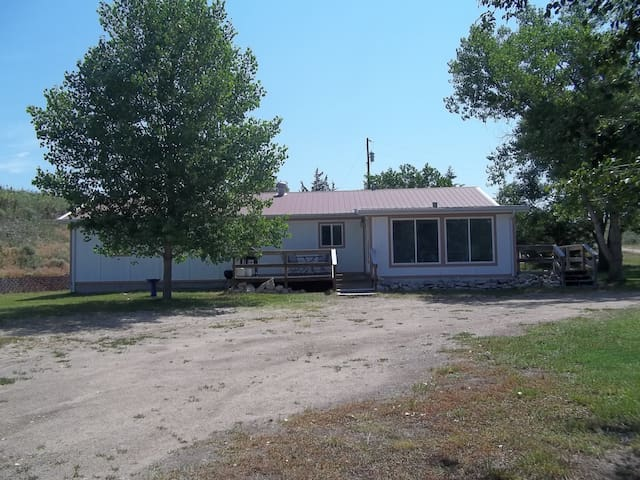 LakeMac@ 3/4 mile to the water, Secluded on 7 acre