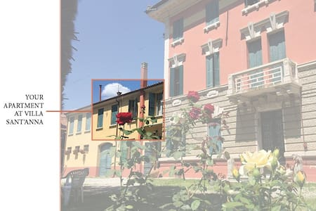 VILLA SANT'ANNA APT1: VENICE COUNTRYSIDE AND SEA