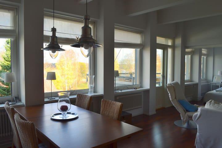 Upea näköala merenrantahuoneistosta - Loviisa - Apartmen
