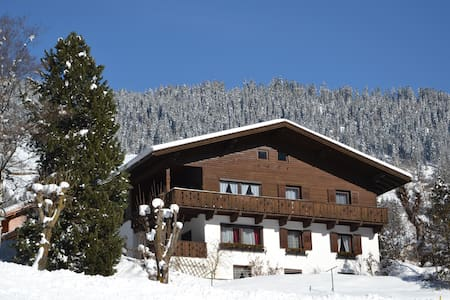 In the heart of Dolomiti Mountains1 - Valle San Silvestro - Apartment