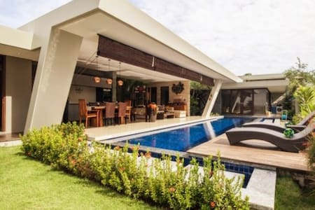 Room in luxury villa with superb views #1