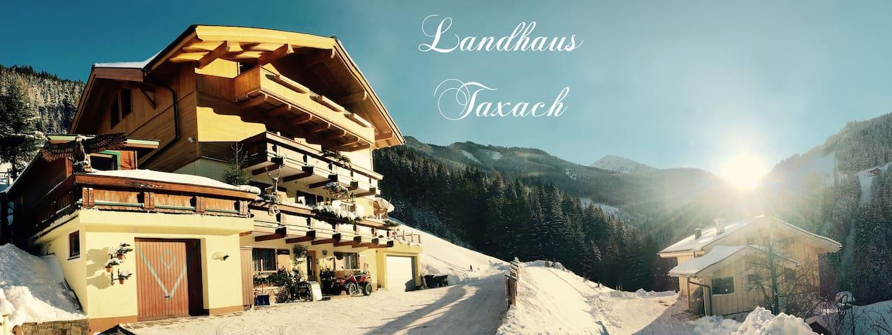 Landhaus Taxach Apartment Für 4-6 personen - Saalbach